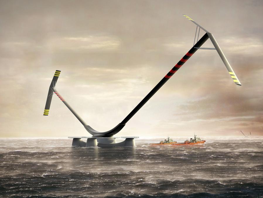 Vertical Wind Turbine Design Plans New Wind Turbine Design