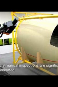 Meet Lucie, the new Composites Laser Inspection Technology