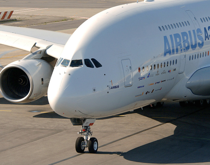 Exelis Secures New Airbus A380 Composites Contract