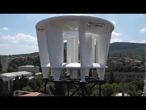 urban wind turbine