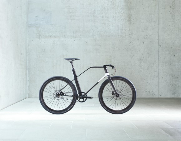The Coren Carbon Fibre Bike