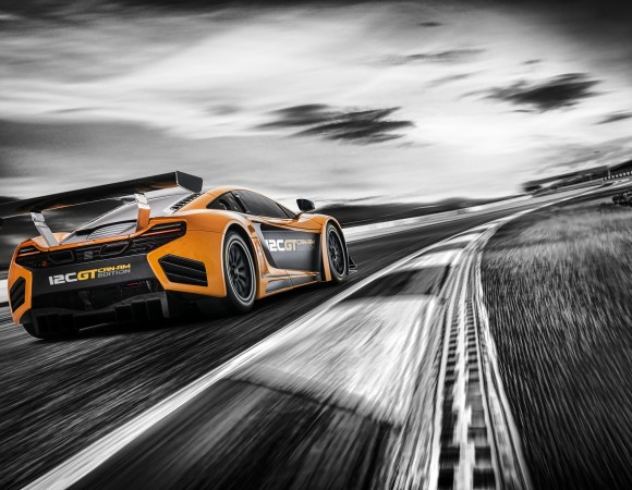 McLaren GT 12C Can-Am Edition