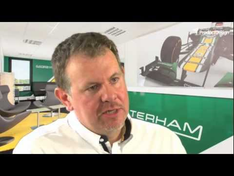 caterham composites