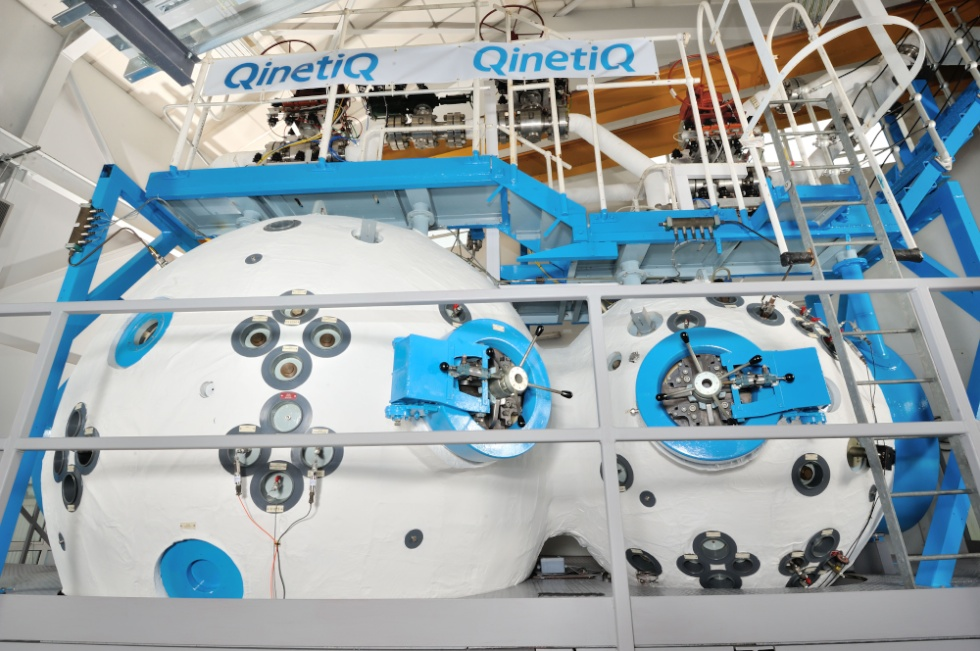 quinetiq hyperbaric trials unit