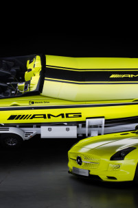The World's Fastest Electric Boat
