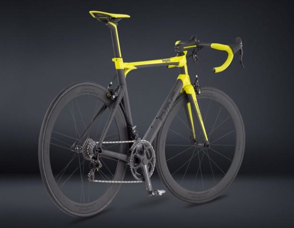 Lamborghini Edition impec Racing Bike