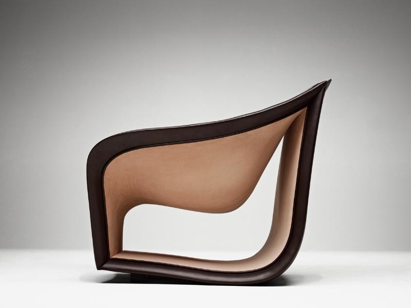 Alex Hull S Carbon Fibre Split Chair Composites Showcase