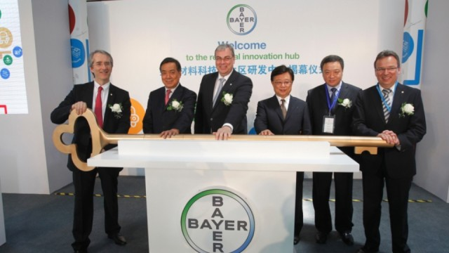 bayer innovation centre