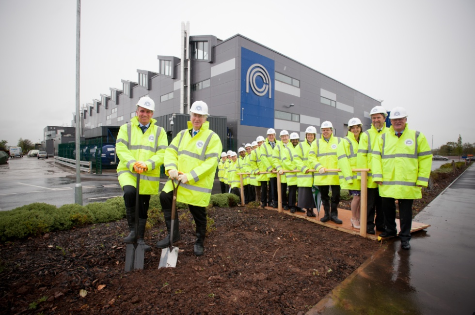 Phase 2 Construction Gets Underway At National Composites Centre