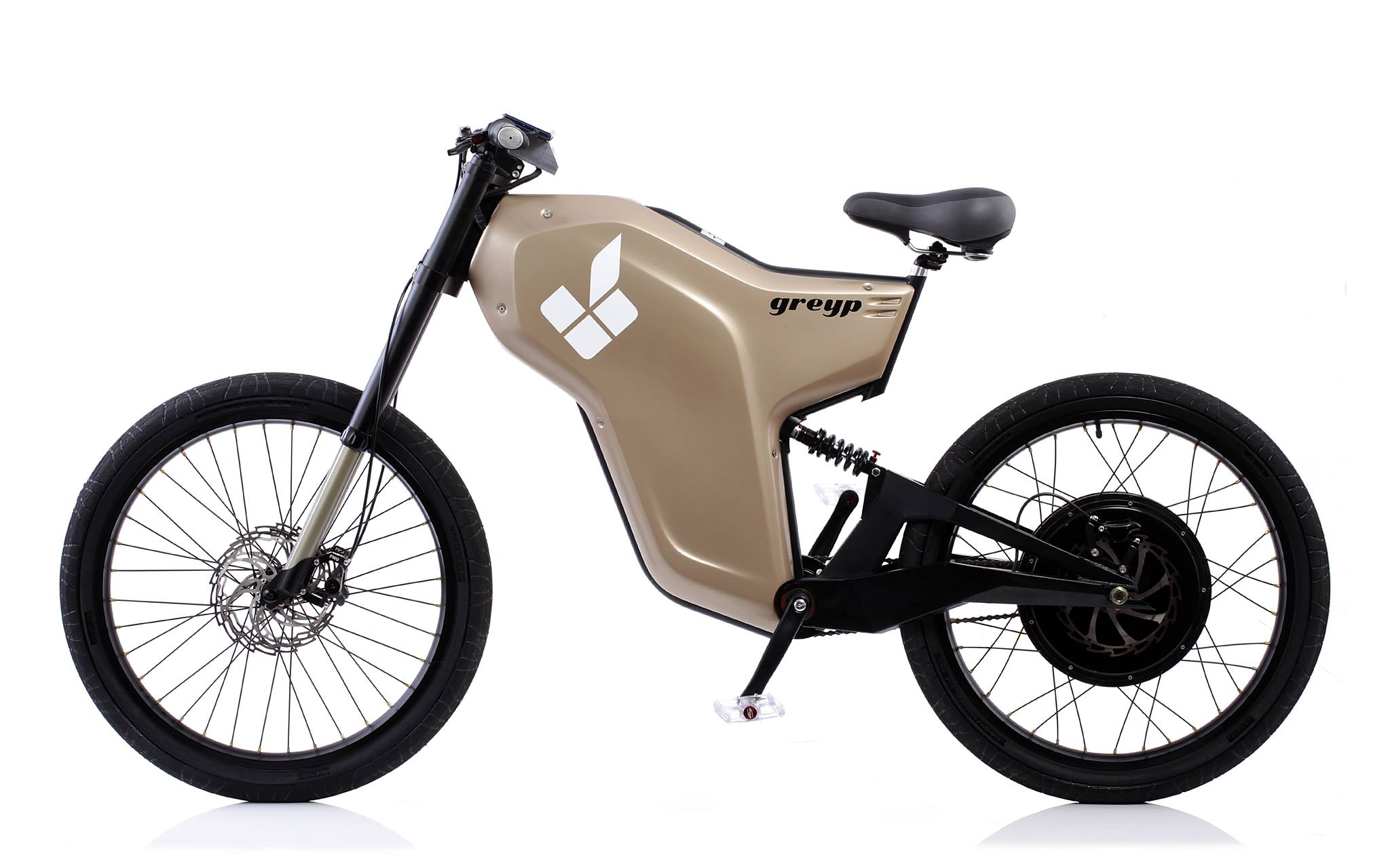 Croatian based electric car company Rimac has recently lifted the lid on its new bike come motorbike, the Greyp G12
