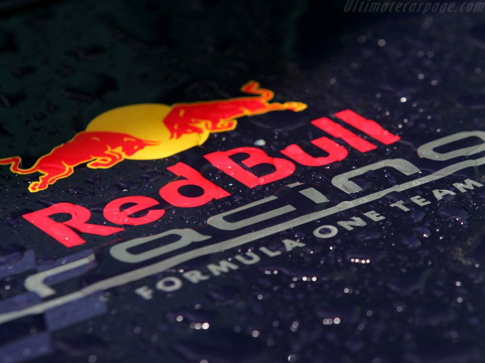 redbull racing composites