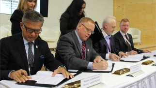 Companies sign Agreement to Clarify Investment in Nanotechnology Centre