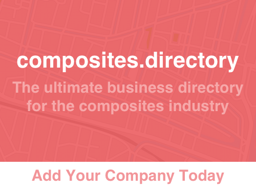 Add your composites business to the directory today
