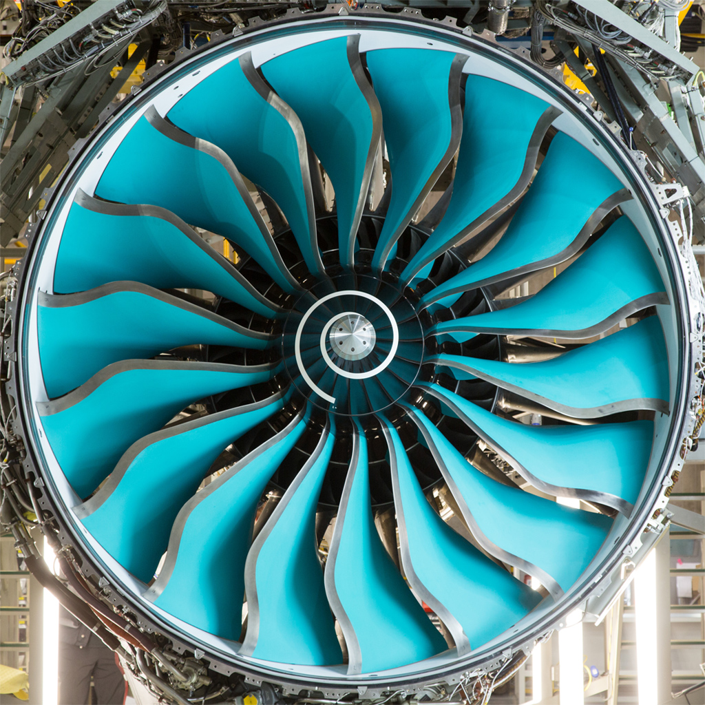 Jet Engine Fan Blades : Rolls royce tests composite fan systems for new engine designs