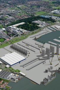Siemens Confirms Plans to Build UK Factory for Offshore Wind Energy