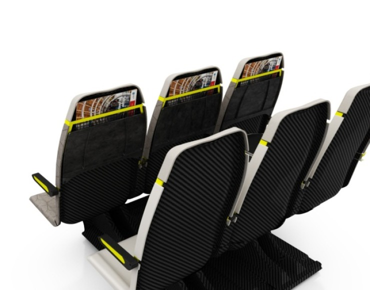 Zodiac & Hexcel Teamup to Introduce all Composite Airline Seat