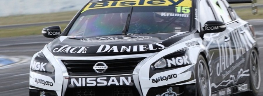 Inside the Composites Department of Nissan's V8 Race Team