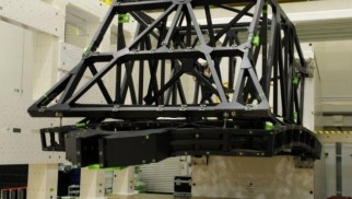 Northrop Grumman & ATK Complete James Webb Backplane Testing