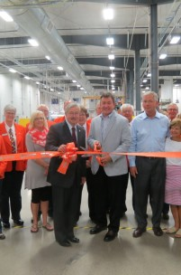 Quatro Composites Opens New Facility Expansion