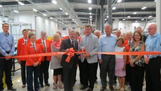Quatro Composites Opens New Facility Expansion