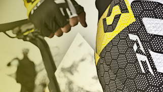 New Carbon-Reinforced Clothing Protects Cyclists from Road Rash