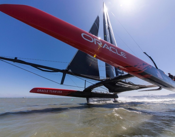 Airbus to Partner with Oracle Team USA