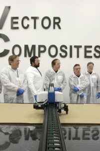 Quickstep U.S Agrees to Integrate with Vector Composites