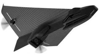 Get Your Own Personal Carbon Fibre Drone
