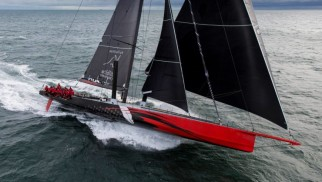 Carbon Fibre Super-Yacht Set to Break Records