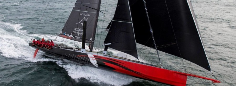 Carbon Fibre Super-Yacht Set to Break Records