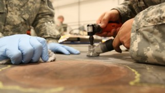 How the U.S. Army Are Learning to Deal with Composites