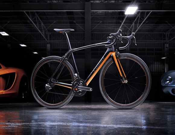 Specialized And McLaren Team Up For The S-Works Tarmac