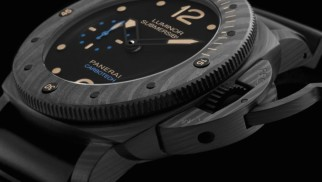 The Carbon Fibre Watch Twice as Strong as Titanium