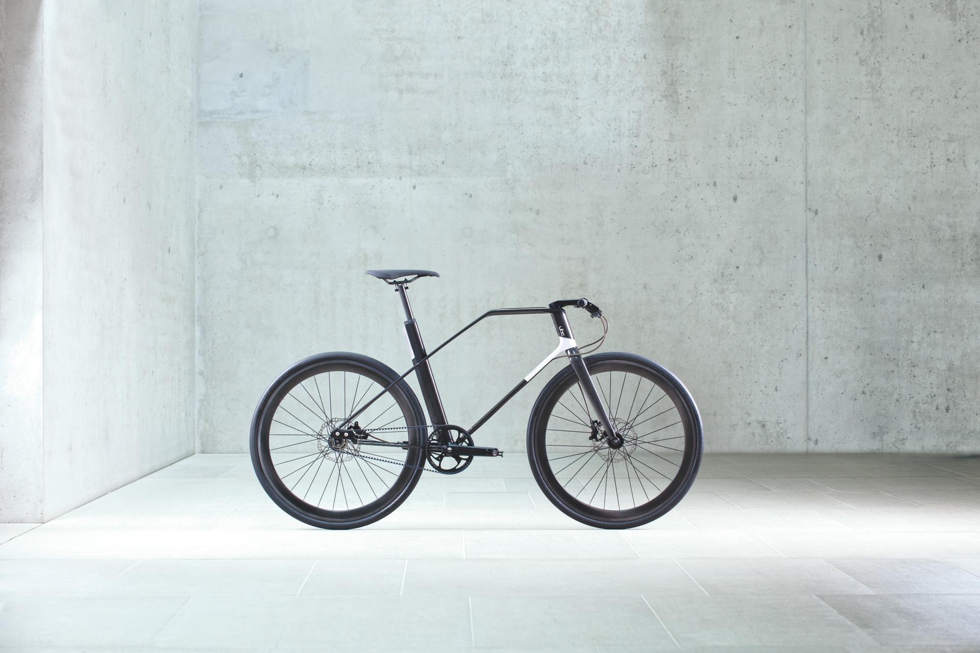 The Coren Carbon Fibre Bike