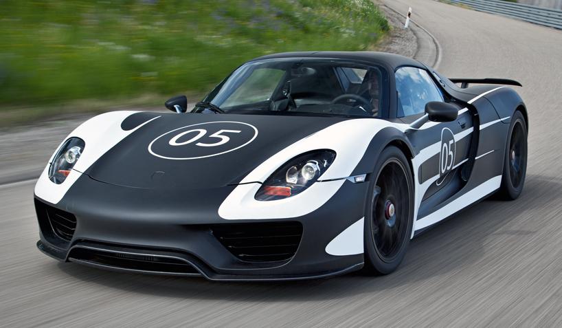porsche 918 spyder hybrid sportscar. Black Bedroom Furniture Sets. Home Design Ideas