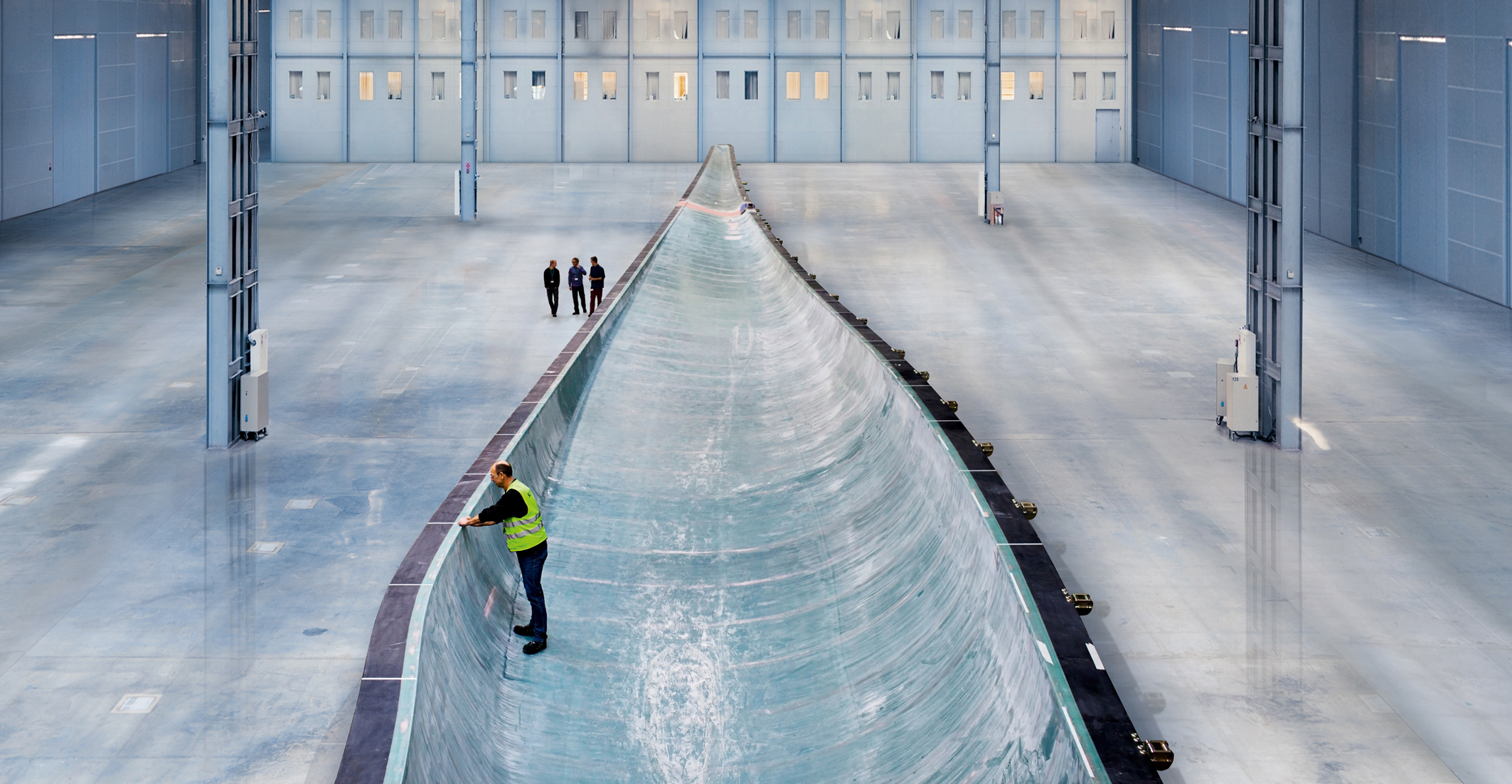 The World s Longest Wind Turbine Blades
