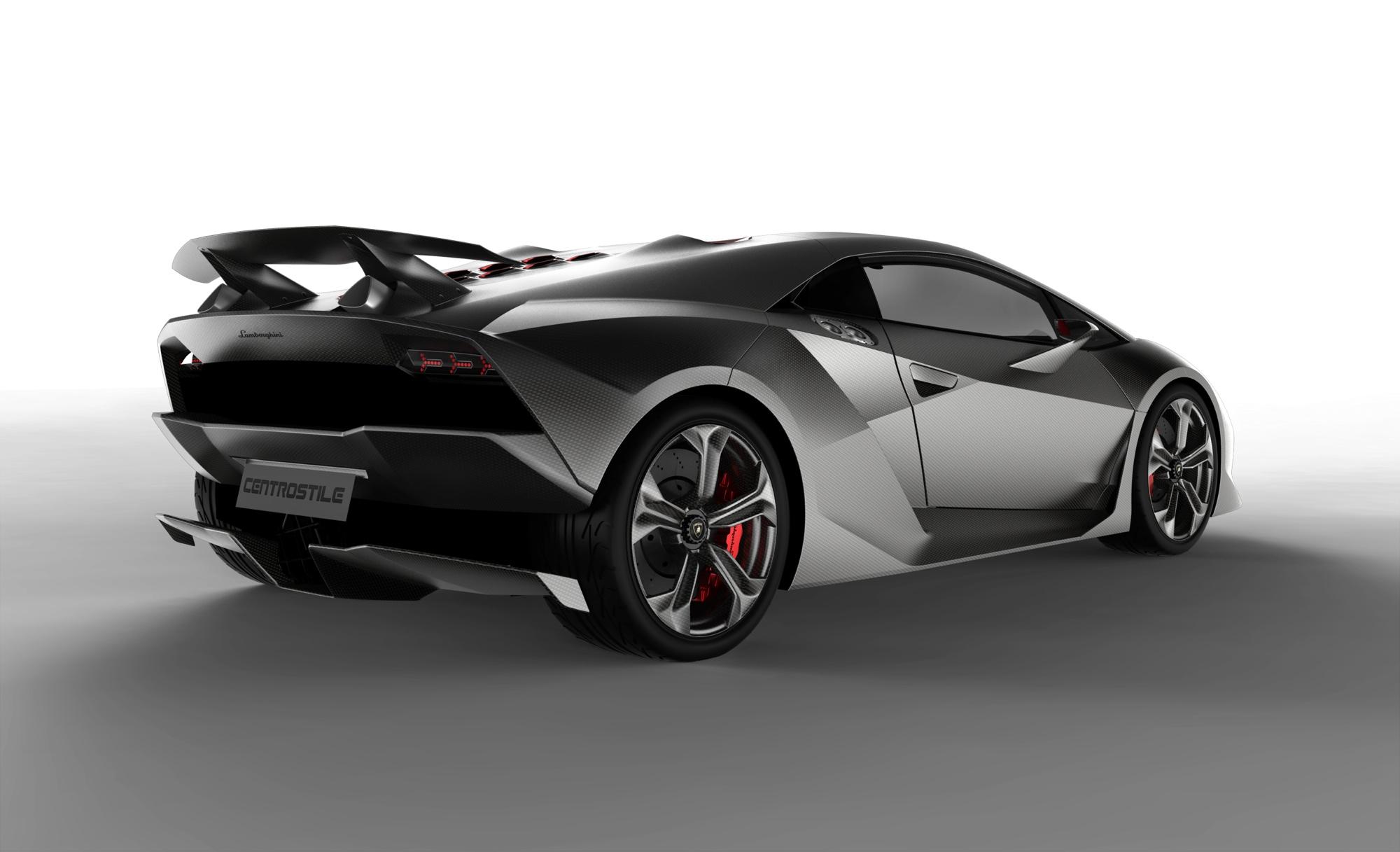 Gentil Lamborghini Sesto Elemento