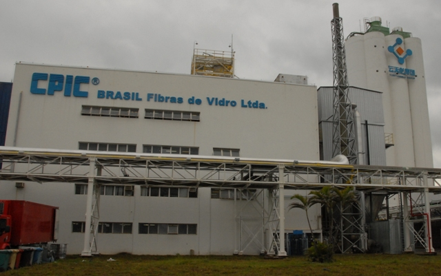 The CPIC factory in Brazil