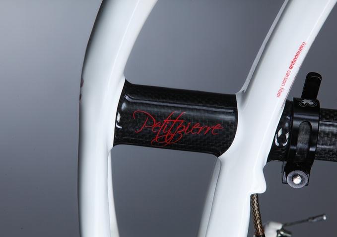 Carbon Frame Details
